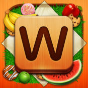 Word Snack Search by already solved answers